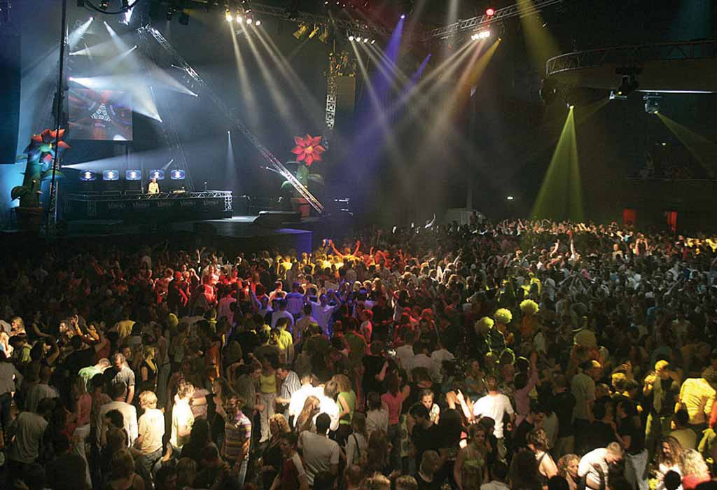 Heineken Music Hall Feest-low